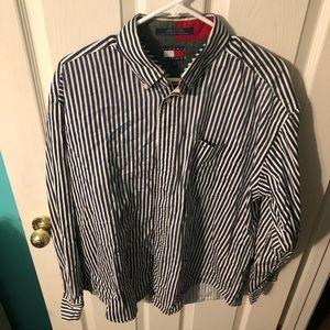 Vintage Tommy Hilfiger Button-Down Shirt